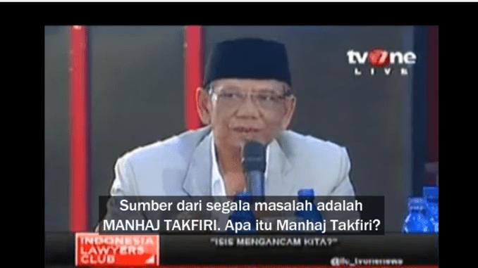 Video: Alm. KH Hasyim Muzadi Jelaskan Dalang Perpecahan NKRI