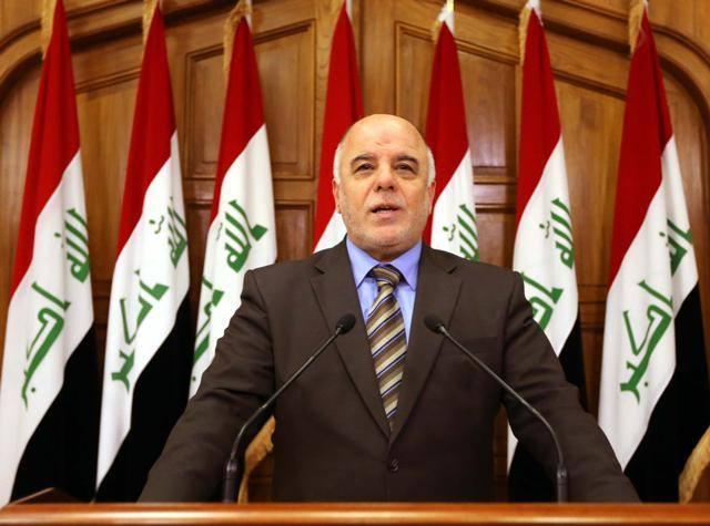 PM Irak Haidar Abadi