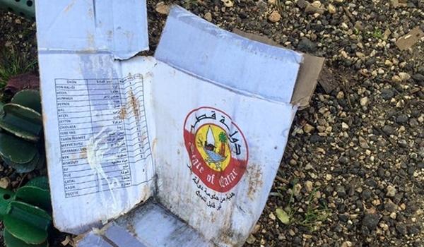 TEREKSPOS! Pasokan Senjata Qatar Ditemukan di Markas Para Teroris Suriah1