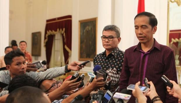 Johan Budi dan Jokowi