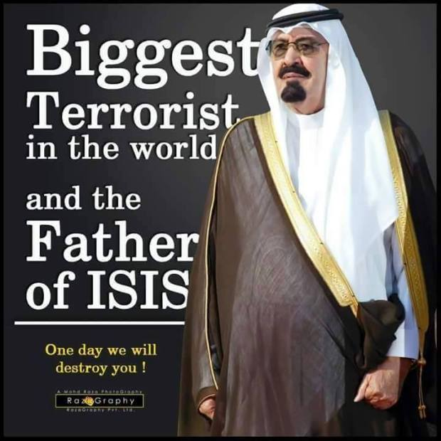 The Biggest Father ISIS