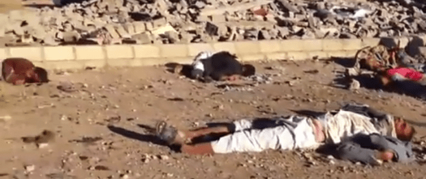 korban serangan saudi di Dahyan 2