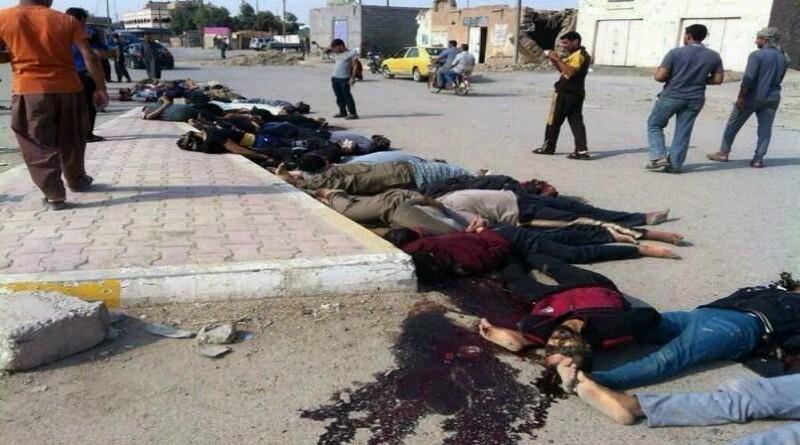 Pembantaian-ISIS