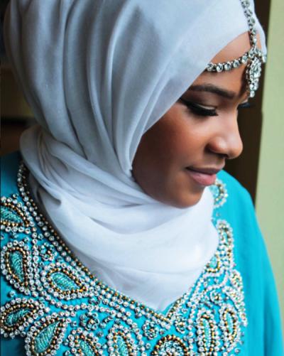 ibtihaj Mohammad in Hijab