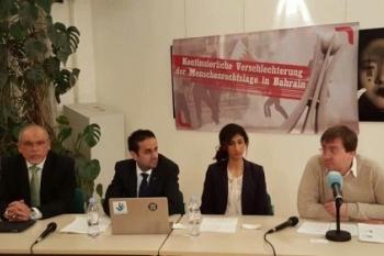 panel HAM Bahrain di Berlin