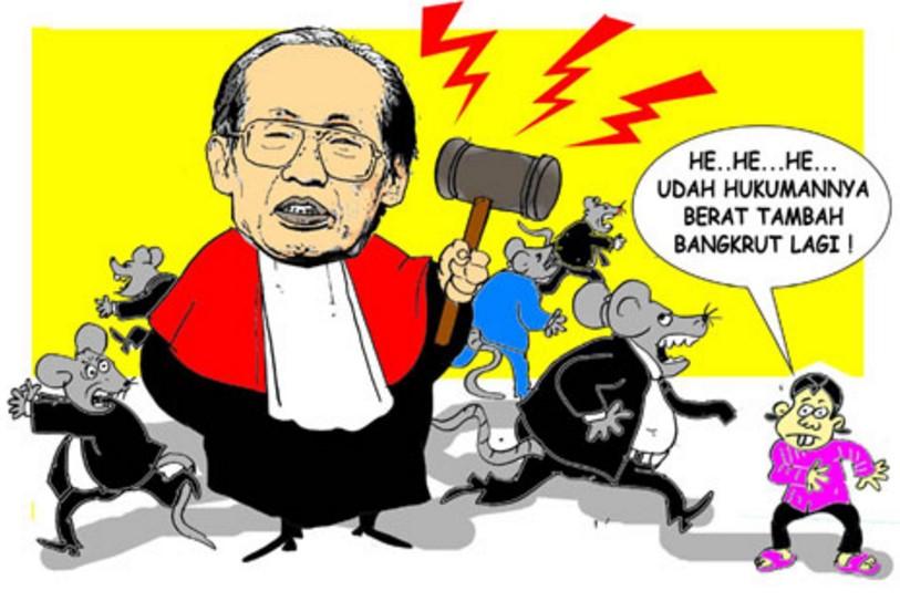 Artidjo Alkostar Sang 'Malaikat Maut' Para Koruptor Indonesia