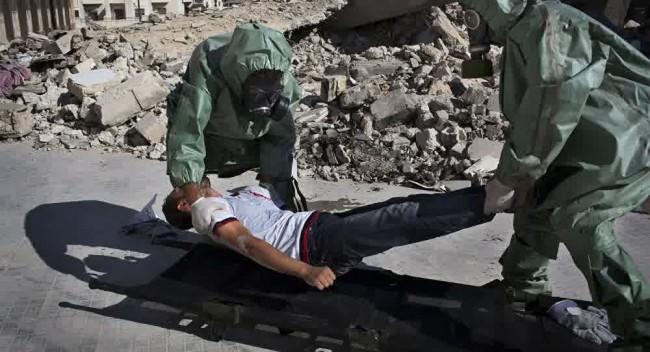 Ankara Dukung ISIS Gunakan Senjata Kimia, Obama Bungkam