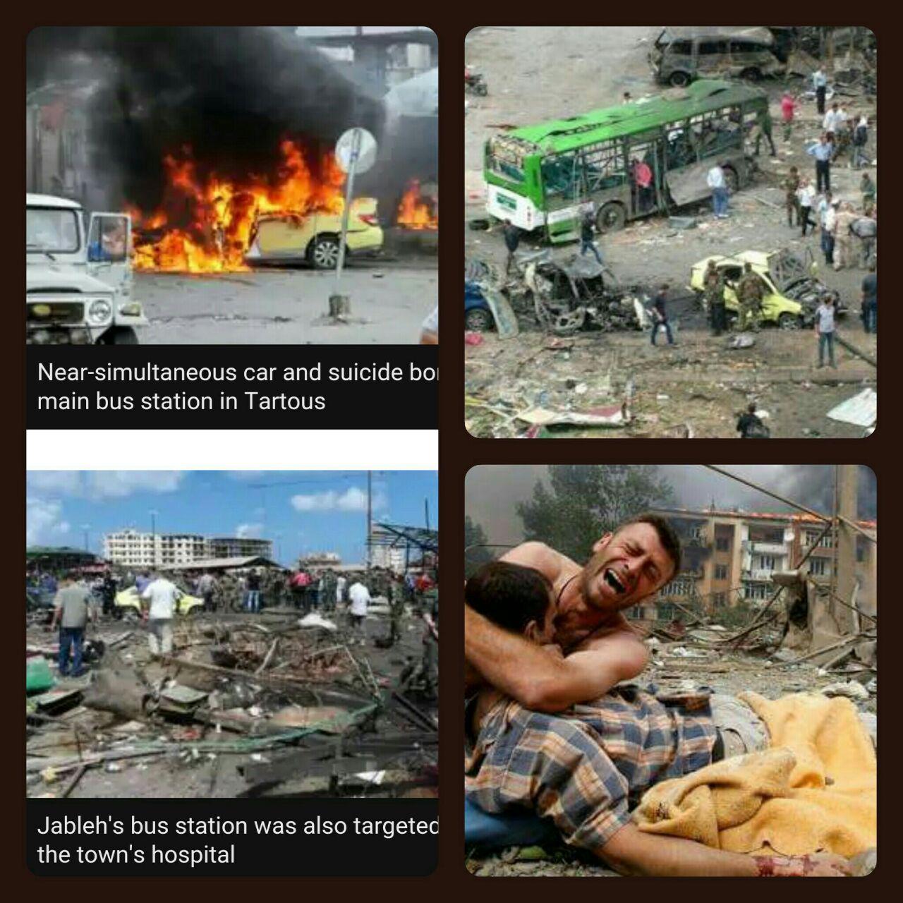 Suriah; Saudi, Turki Dan Qatar Dibalik Jubah Terorisme