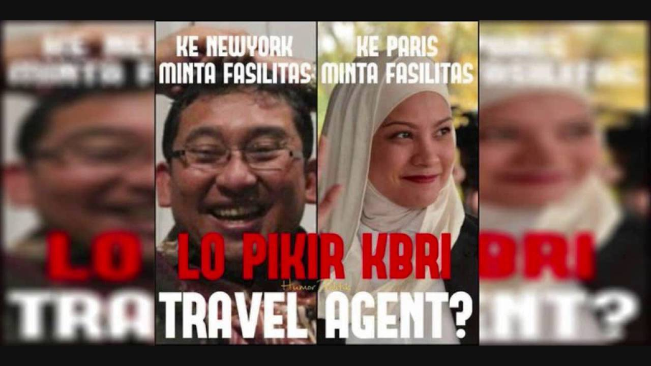 Prabowo-Sentil-Fadli-Zon