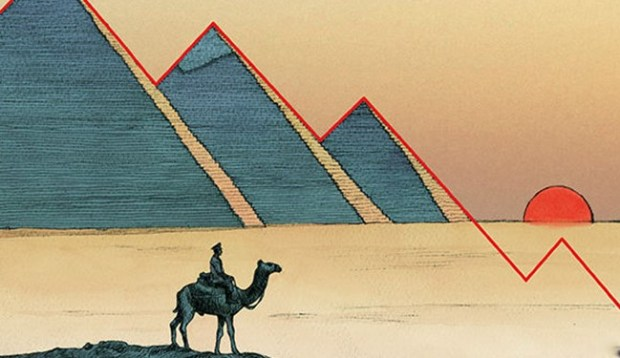 Mesir Diambang Kudeta