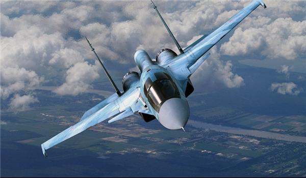 Angkatan Udara Rusia Lancarkan Serangan Besar-besaran atas Idlib