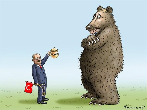 Turki_Rusia
