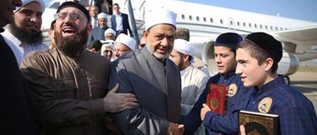 احمد الطیب، شیخ الازهر مصر،