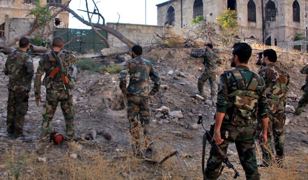 Ngabalin Stroke: Lebih Dari 500 Teroris ISIS Tewas Dihajar Tentara Suriah