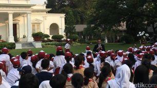 Jokowi_Dan_Siswa