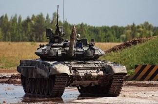 Tank_T_90_Rusia