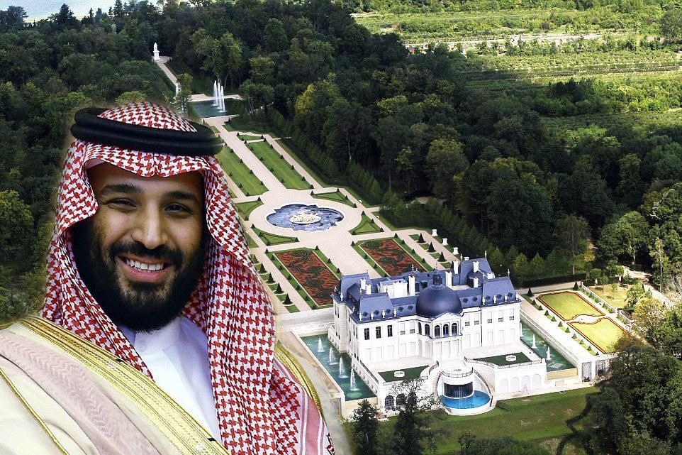 Putra Mahkota Saudi Pimpin Operasi Anti-Korupsi Tapi Miliki Rumah Termahal di Dunia