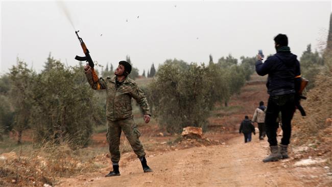 Turki Rebut Paksa Beberapa Desa di Suriah Utara