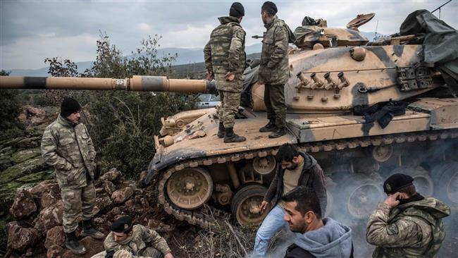Erdogan: Turki Sepakat Dengan Rusia Mengenai Operasi Militer di Afrin