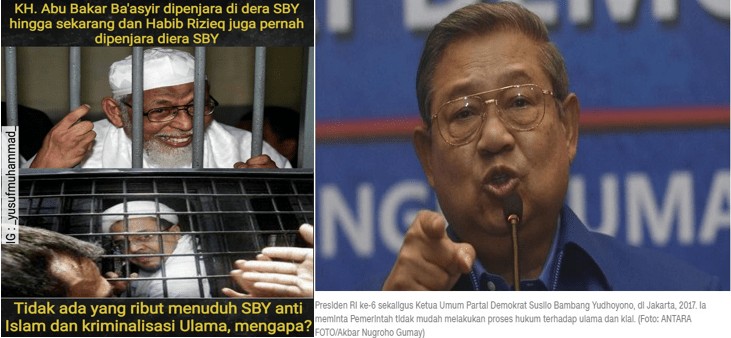 Pojokkan Pemerintah, Yusuf Muhammad Kirim Surat 'Pedas' ke SBY