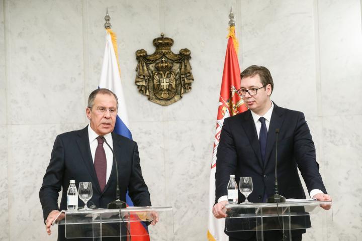 Lavrov: Barat Tutup Mata dari Serangan Kejam Teroris di Ghouta
