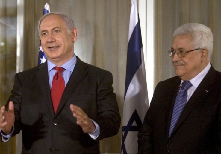 MENGEJUTKAN! Di PBB, Mahmoud Abbas Setujui Kerjasama Palestina-Israel