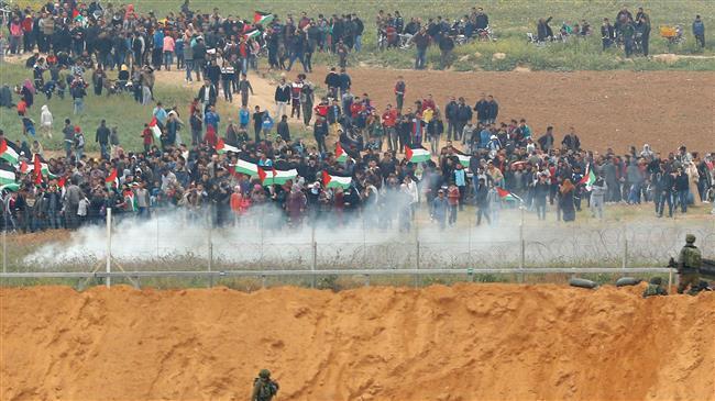 Isreal Ancam akan Bertindak Lebih Keras ke Pendemo di Jalur Gaza