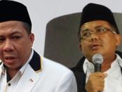 Fahri Hamzah dan Sohibul Iman PKS