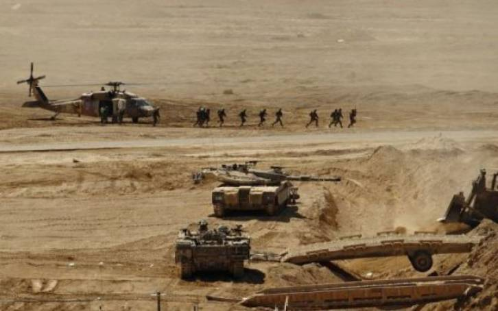 Israel Diam-diam Latihan Perang Untuk Hadapi Rusia