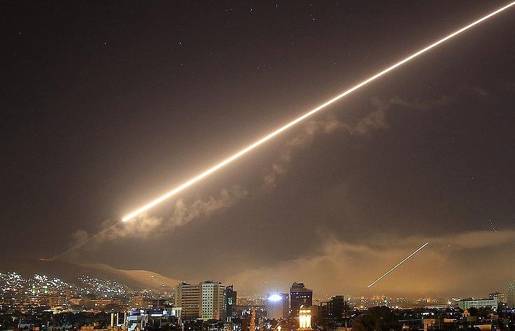 Suriah: Dua Rudal yang Tidak Meledak dalam Serangan AS, Diserahkan ke Rusia