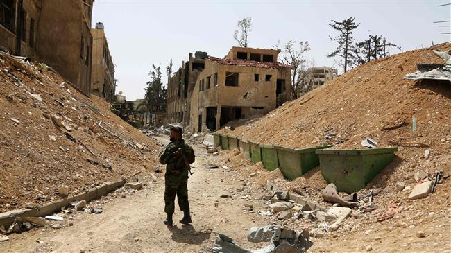 Parlemen Jerman Kecam Serangan AS dan Sekutu ke Suriah