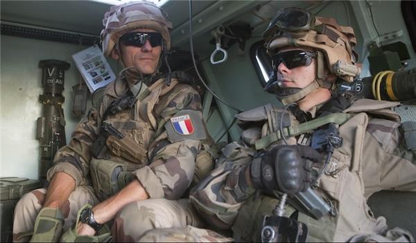 Tingkatkan Kehadiran Militer, Pasukan Perancis Tiba di Deir Ezzor