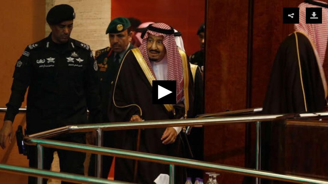 Apakah Kudeta Militer Sedang Berlangsung di Arab Saudi?