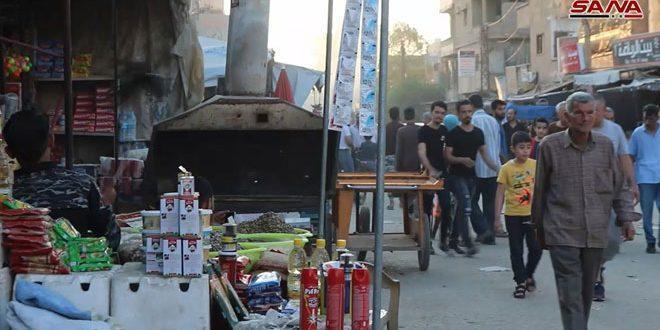Kembalinya Ramadhan nan Damai di Deir Ezzor