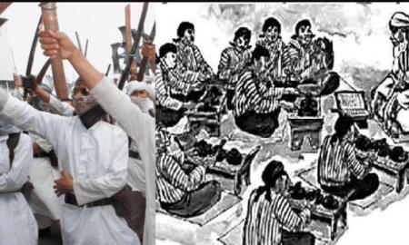 Kelomok radikal Vs Moderat