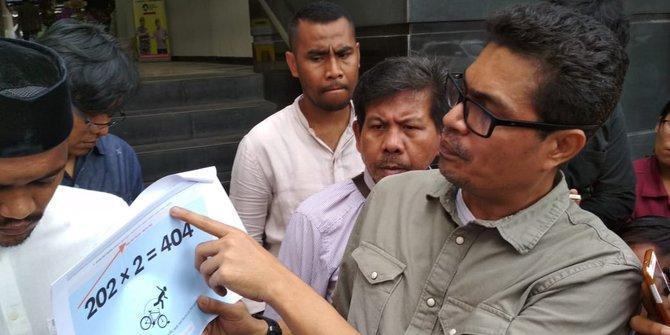 Ketua Progres 98 Faizal Assegaf Resmi Laporkan Petinggi PKS ke Polda Metro Jaya