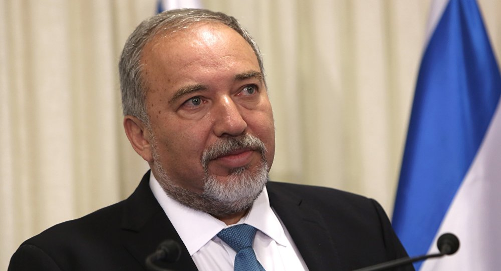 Lieberman Kerahkan Perisai Udara ke Perbatasan Suriah