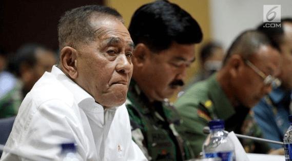 Menhan Minta Pendukung Khilafah Segera Angkat Kaki dari Indonesia