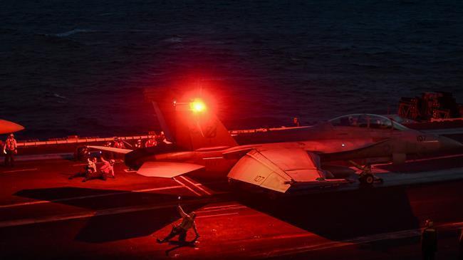 Jet Tempur Koalisi AS Serang Pangkalan Militer Suriah di Deir Ezzor