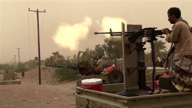 Pasukan Prancis, AS dan Inggris Bantu Koalisi Saudi Rebut Hudaydah