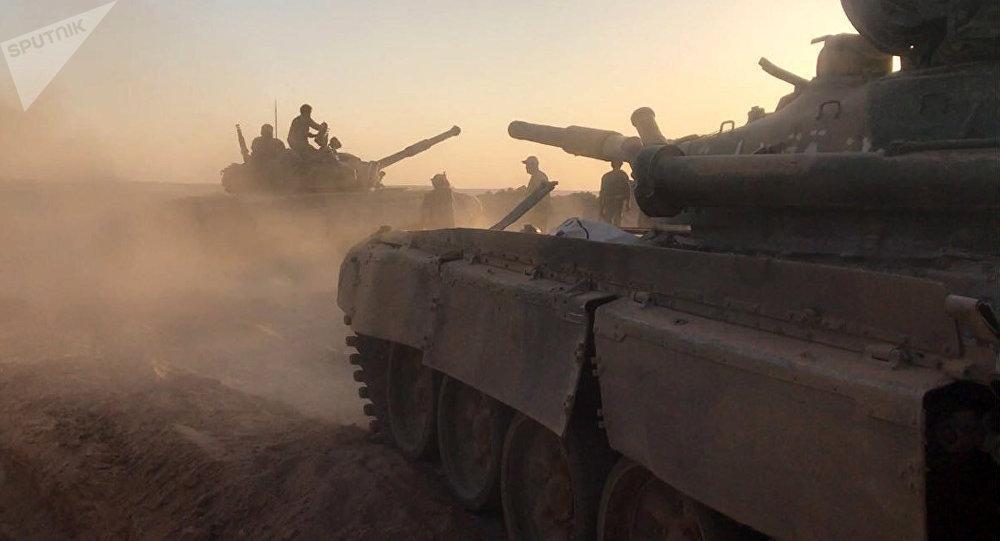 Rusia: SAA dan FSA Tangkis Serangan Jabhat Nusra di Zona De-eskalasi