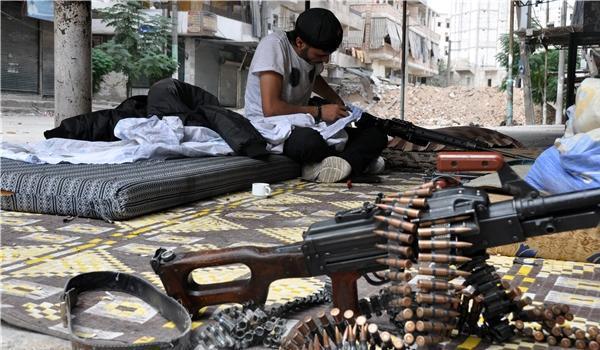ISIS dengan Dukungan AS Persiapkan Serangan Besar-besaran ke Deir Ezzor