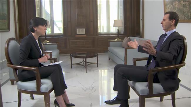 Assad: Dialog dengan AS Hanya Buang-buang Waktu