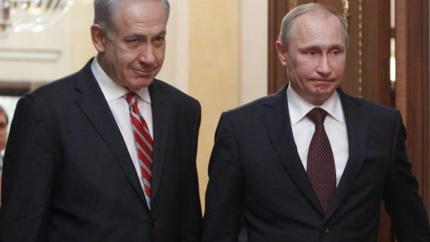 Putin Tolak Permintaan PM Israel Soal Iran