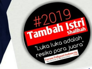 #2019tambahistri