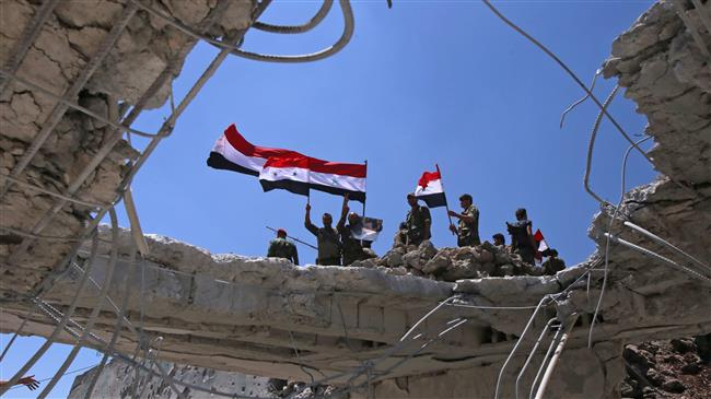 Pemerintah Suriah Mulai Proses Pengambilalihan  Dataran Tinggi Golan