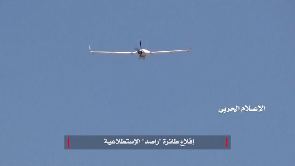 Houthi Serang Kilang Minyak Aramco dengan Drone