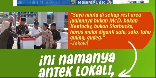 Eko Kuntadhi: Sinyal Jokowi Lawan Hegemoni Dagang AS