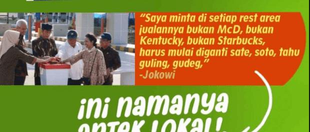 Jokowi Resmikan Tol Kertasura-Sragen