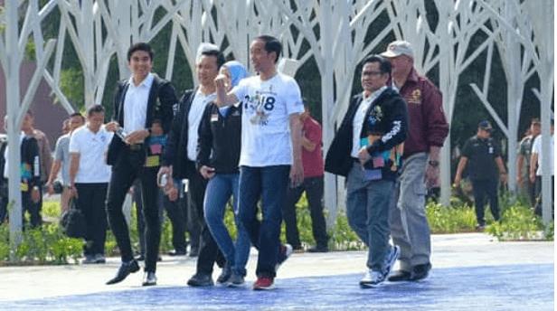 Wahyu Sutono: Jokowi Idola Menpora Malaysia